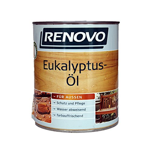Renovo Eukalyptus-Öl für Eukalyptus-Holz 750 ml Dose für außen