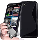 Cadorabo - TPU S-line Style Silikon Hülle für Blackberry