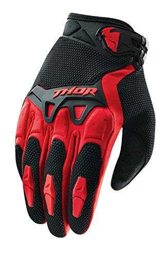 Thor Handschuhe (Thor Handschuhe S15 Spectrum Rot Gr.)