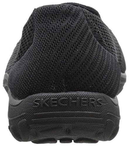 Skechers Reggae Fest Willows piatto Black Mesh