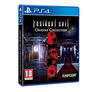 Resident Evil Origins Collection [import anglais] (B016WC55AE) | Amazon price tracker / tracking, Amazon price history charts, Amazon price watches, Amazon price drop alerts