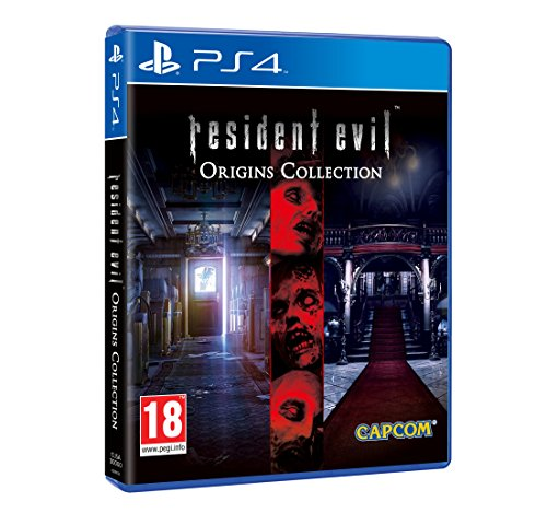 Resident Evil Origins Collection (PS4) - Versione Inglese