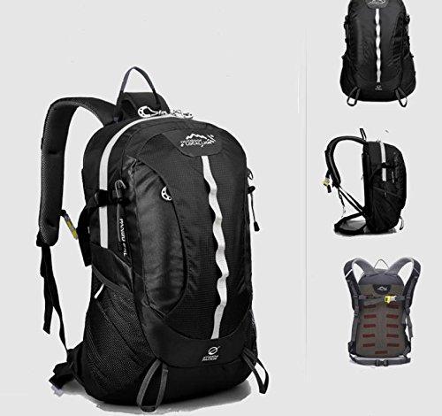 ROBAG Outdoor-Bergsteigen Sporttasche Rucksack lässig Rucksack 28 l gray bar