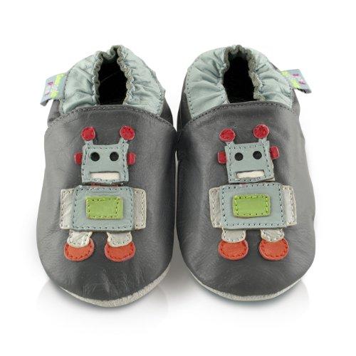 scarpe-per-bimbo-in-pelle-morbida-robot-suola-in-pelle-antiscivolo-12-18-mesi