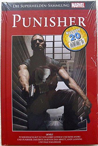 Die Marvel Superhelden Sammlung Ausgabe 20: Punisher - Das erste (Superhelden Marvel Dc)