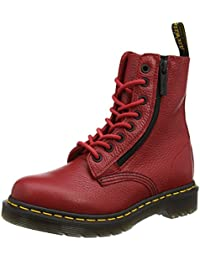 Dr. Martens Pascal W/Zip, Botas con Cremallera, Mujer, NULL,