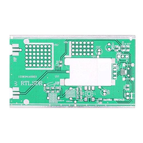 Sharplace Rtl2832u + R820t 100khz-1.7ghz UV HF RTL-SDR USB Tuner Empfänger Receiver + Antenne Amateur-antennen-tuner