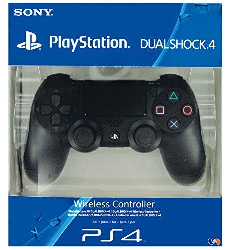 Preisvergleich Produktbild Sony Dual Shock 4 - Gamepad - drahtlos - Bluetooth - Schwarz - für Sony PlayStation 4