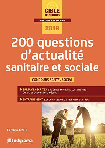 200 questions d'actualité sanitaire et social