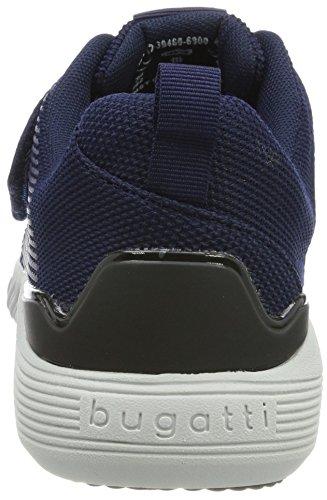 Bugatti 342394606900, Sneaker Man Blue (bleu Foncé E)