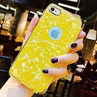 iPhone 6S Plus Hülle,iPhone 6 Plus Hülle,SainCat Dreistufig Plating Überzug Marmor Shell Muster TPU Schutz Handy... preisvergleich bei billige-tabletten.eu