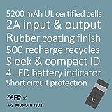 VG Munoth Y302 5200 mAh Power Bank 2A in...