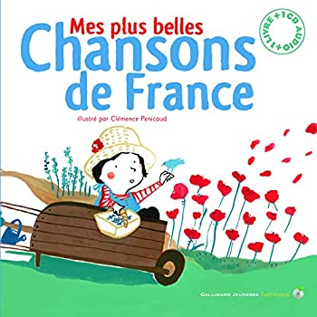 Mes plus belles chansons de France (1CD audio)