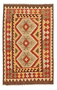 Tapis Kilim Afghan Old style 95x150 Tapis D'orient