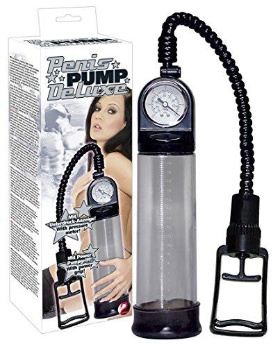 You2Toys Penispump Deluxe mit Druckmess, 1 Stück