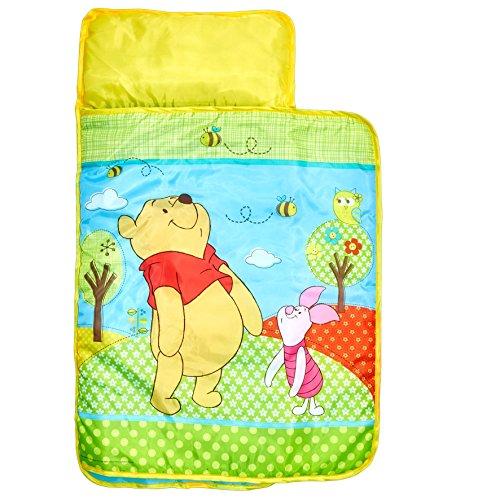 Winnie l'Ourson - Cosy Wrap - chauffeuse douillette pour la sieste des enfants