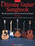 Hal Leonard - The Ultimate Guitar Songbook - for easy guitar