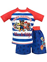 bf421889dee8c Paw Patrol Boys Chase Marshall   Group Swim Set Ages 12 Months To 7 Years