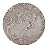 Baoblaze 1 Stück Silberne Münzen Sammlung Perfekt Geburtstag Geschenk Für Alles, Geschenk - Splitter 2