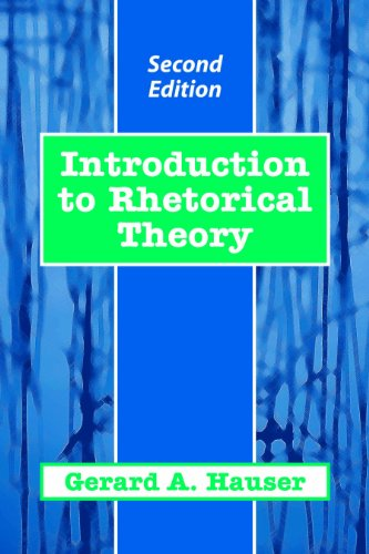 Introduction to Rhetorical Theory (English Edition) por Gerard A. Hauser
