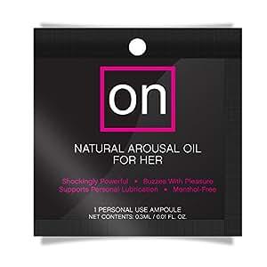 Stimulant orgasmic On4Her Ampoule - Aphrodisiaque