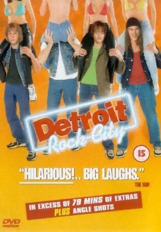 Detroit Rock City [DVD] [1999] by Edward Furlong