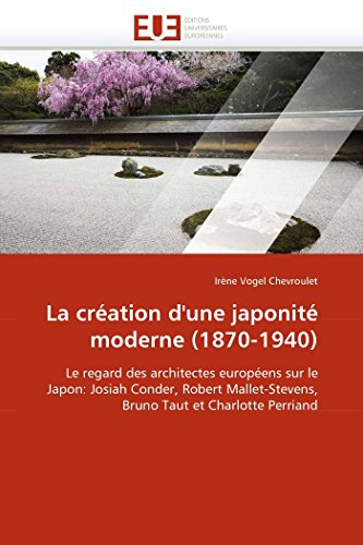 La création d''une japonité moderne (1870-1940) par Irène Vogel Chevroulet