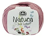 DMC Ovillo de Hilo Natura, 100% de algodón, en Color Rosa Palo N07