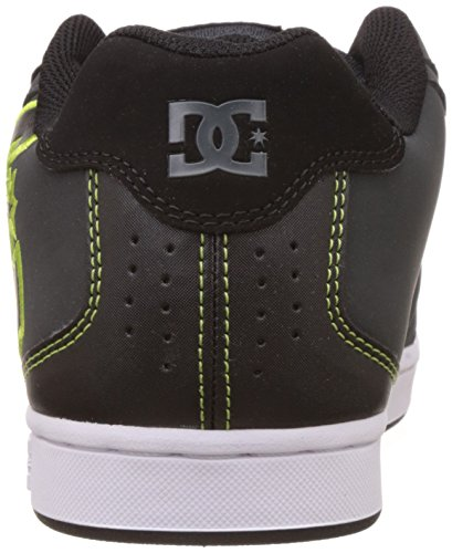 Dc Shoes Net M, Baskets mode homme Noir