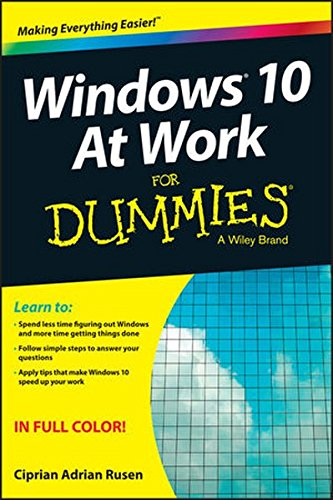 Windows 10 at Work For Dummies
