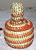 Afrika Art Decoration–Ablagekörbchen, Schmuckkästchen PBB5