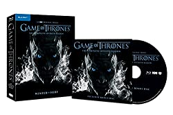 Game of Thrones - Season 7 [Blu-ray + Amazon Exclusive Bonus Disc + Conquest & Rebellion]  [2017]