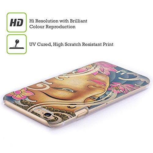 Head Case Designs Daisy Fiori Romantici Cover Morbida In Gel Per Apple iPhone 7 Plus / 8 Plus Gautama