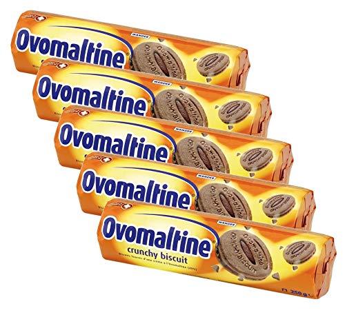 5x Ovomaltine - Crunchy Biscuit - 250g