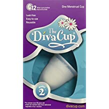 Coupe menstruelle Diva Cup Modèle 2