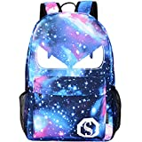 Cool Boys Music Boy Backpack Anime Luminous Children