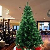 #1: 6 feet Christmas Needle pine Premium Artificial Christmas Tree, XMAS home decoration tree by A2Z