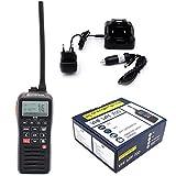 VHF Portable ASN WPF 700 Etanche ET Flottante - ORANGEMARINE