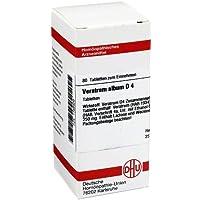 VERATRUM ALBUM D 4 Tabletten,80St preisvergleich bei billige-tabletten.eu