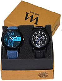 Watch Me Gift Combo Set For Him/Watches For Men/Watches For Boys (watches 3 Combo/watches 2 Combo) WMC-004-WMC...
