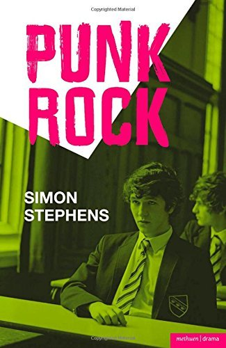 Punk Rock (Modern Plays) by Simon Stephens (2009-09-03)