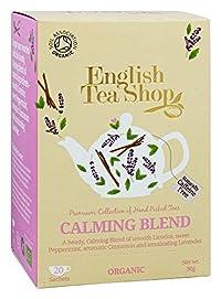 English Tea Shop - Calming Blend - 20 Sachet Envelope - 30g