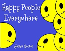 Happy People Everywhere by [Goutet, Jennie]