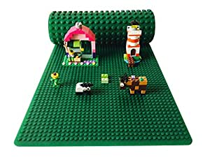 Icellent Green Silicone Brick Building Play Mat 12 Quot X 32