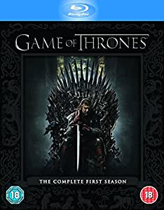 Game of Thrones - Season 1 [Blu-ray] [2012] [Region Free]