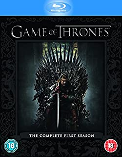 Game of Thrones - Season 1 [Blu-ray] [2012] [Region Free] (B006FIXFVC) | Amazon Products