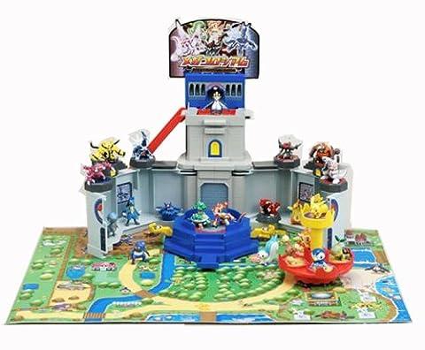 Mega Colosseum Pokemon Monster Collection