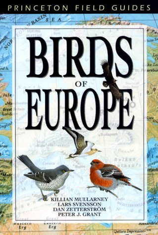 Birds of Europe by Killian Mullarney (2000-04-10)