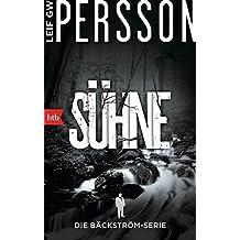 Sühne: Ein Bäckström-Krimi (Die Bäckström-Serie, Band 2)