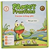 Best Year Old Toys - Froggy Fractions Educational Gift Math Card Game Review
